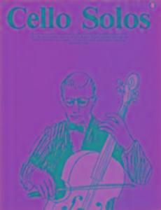 Cello Solos als Taschenbuch