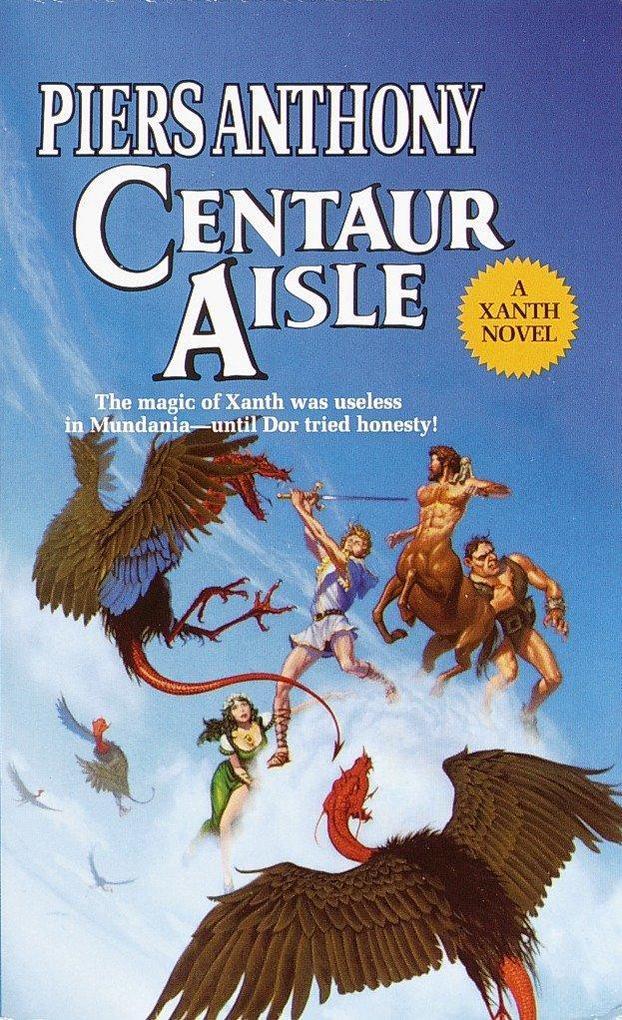 Centaur Aisle als Taschenbuch