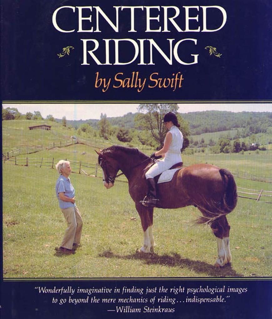 Centered Riding als Buch