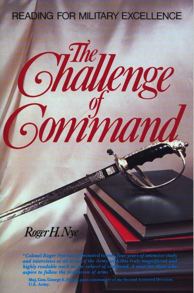 Challenge of Command als Taschenbuch