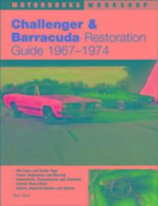 Challenger and Barracuda Restoration Guide, 1967-74 als Taschenbuch