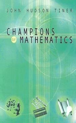 Champions of Math als Taschenbuch