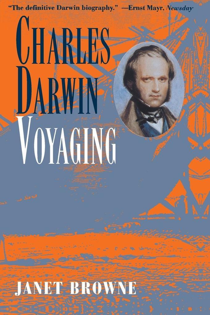 Charles Darwin: Voyaging als Taschenbuch