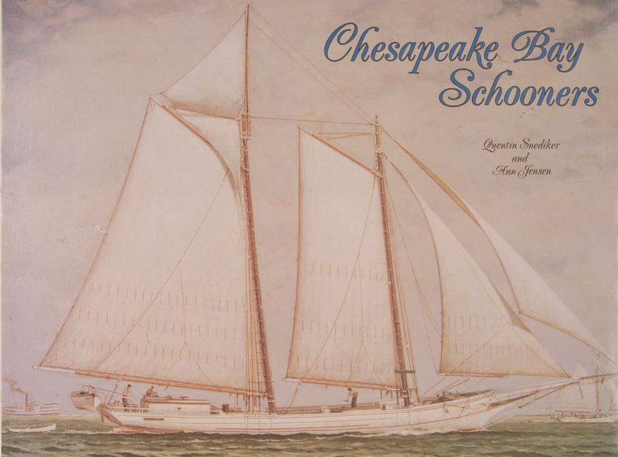 Chesapeake Bay Schooners als Taschenbuch