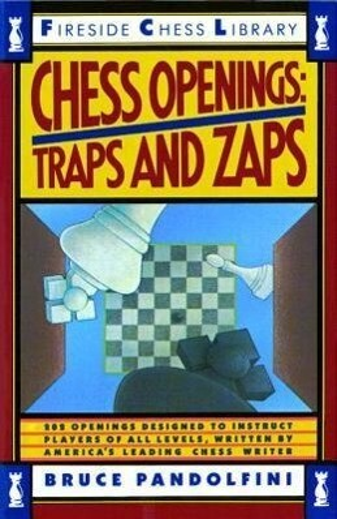Chess Openings: Traps and Zaps als Taschenbuch