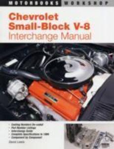 Chevrolet Small-block V8 Interchange Manual als Taschenbuch