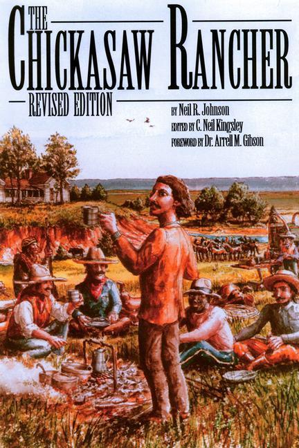 The Chickasaw Rancher als Taschenbuch