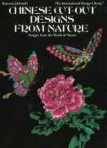 Chinese Cut-Out Designs from Nature als Taschenbuch