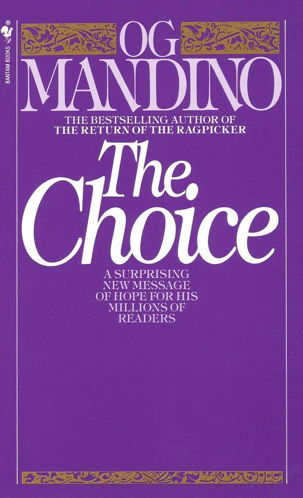 The Choice als Taschenbuch