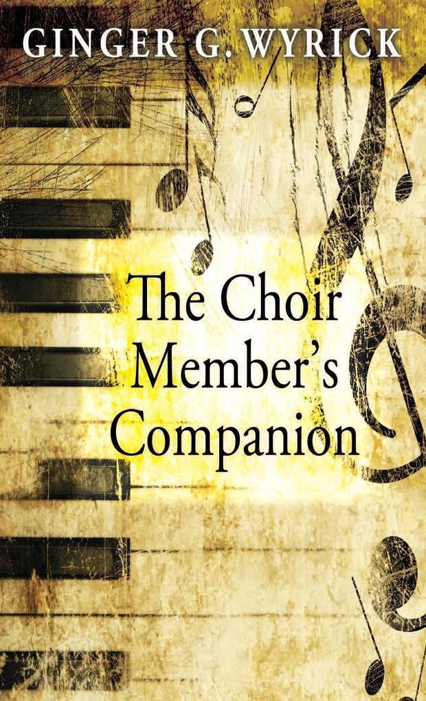 The Choir Members Companion als Taschenbuch