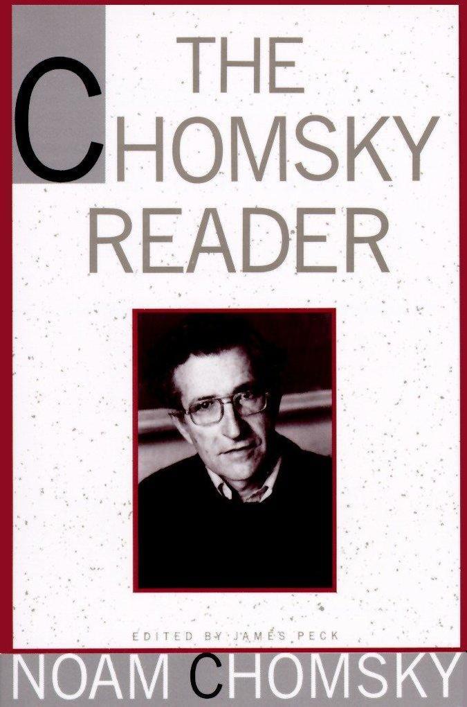 Chomsky Reader als Taschenbuch