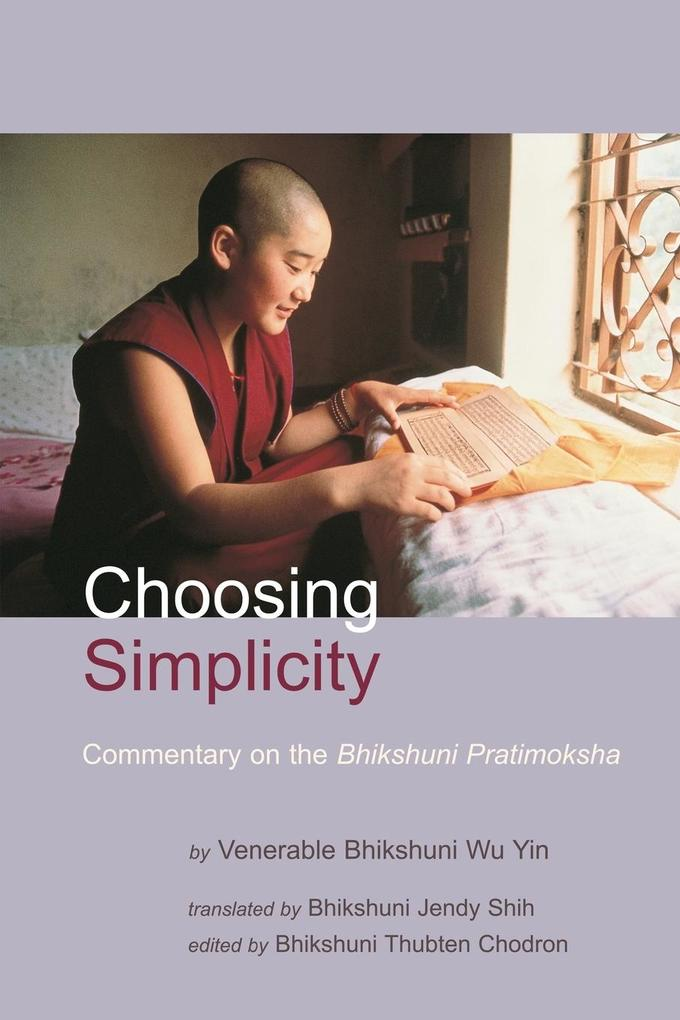 Choosing Simplicity als Taschenbuch