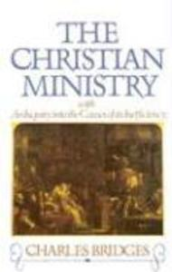 Christian Ministry als Buch