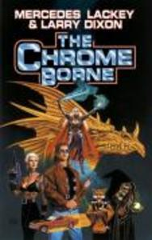 The Chrome Borne als Taschenbuch