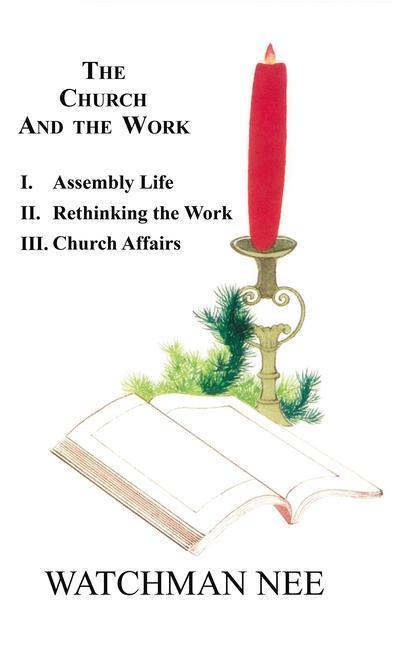 Church and the Work 3v Set als Taschenbuch