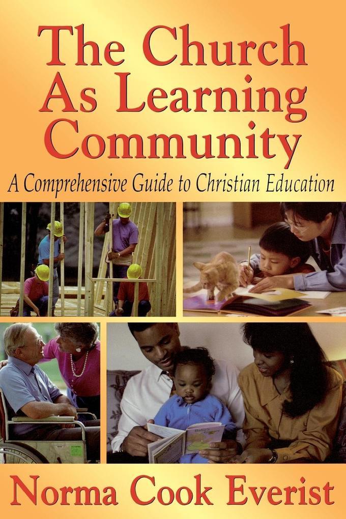 The Church as a Learning Community als Taschenbuch