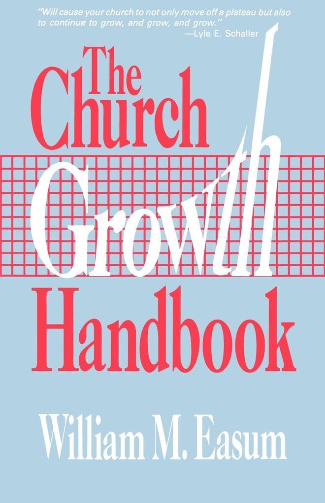 The Church Growth Handbook als Taschenbuch