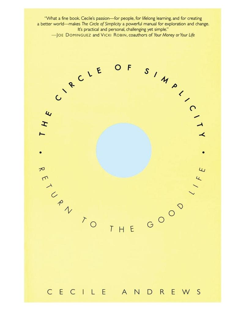 Circle of Simplicity als Buch