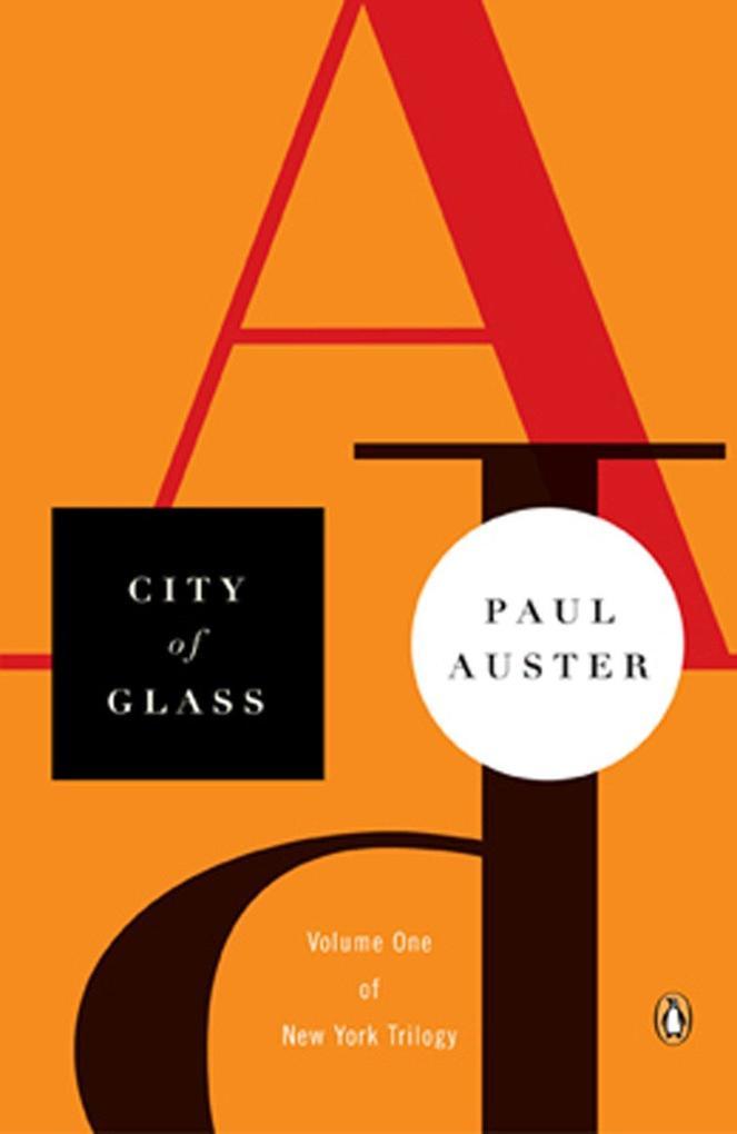 City of Glass als Buch