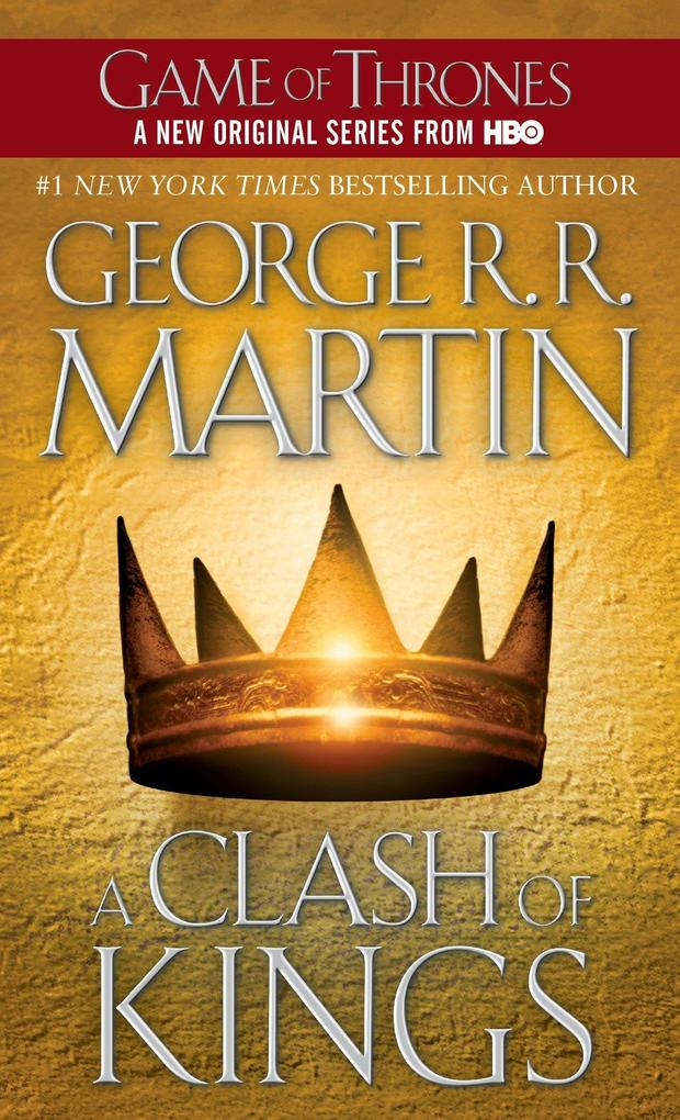 A Song of Ice and Fire 02. A Clash of Kings als Taschenbuch