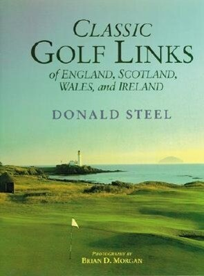 Classic Golf Links of England, Scotland, als Buch