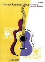 Classical Guitar of Spain als Taschenbuch