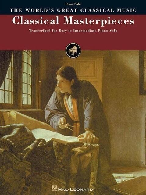 Classical Masterpieces als Taschenbuch