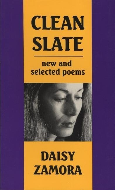 Clean Slate: New & Selected Poems als Taschenbuch