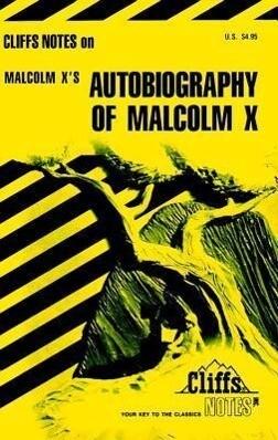 Autobiography of Malcom X als Taschenbuch