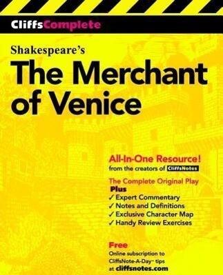 The Merchant of Venice als Buch