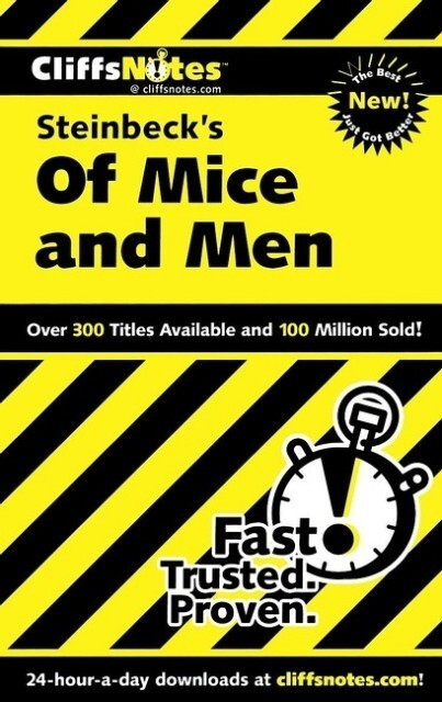 Of Mice and Men als Taschenbuch