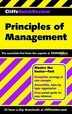 Principles of Management als Taschenbuch