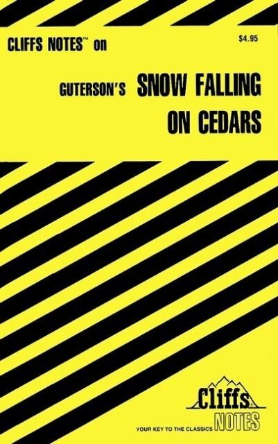 Snow Falling on Cedars als Buch