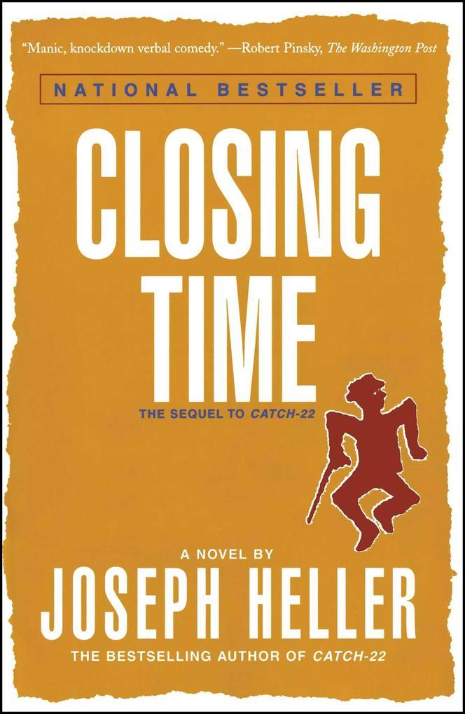 Closing Time: The Sequel to Catch-22 als Taschenbuch