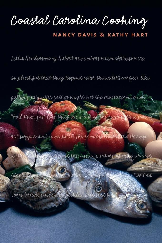 Coastal Carolina Cooking als Taschenbuch