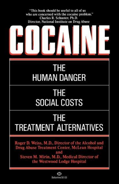Cocaine als Taschenbuch