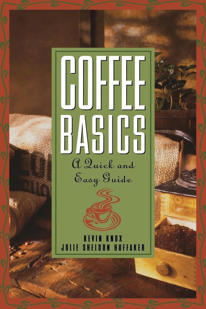 Coffee Basics als Buch