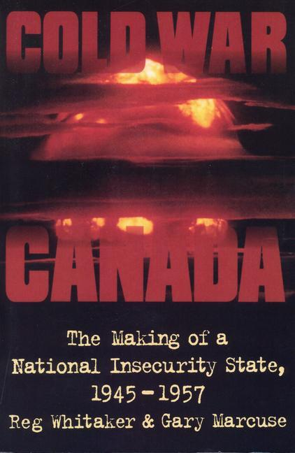 Cold War Canada als Taschenbuch