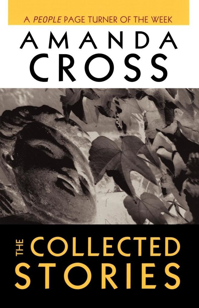 The Collected Stories of Amanda Cross als Taschenbuch