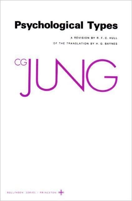 Collected Works of C.G. Jung, Volume 6: Psychological Types als Taschenbuch
