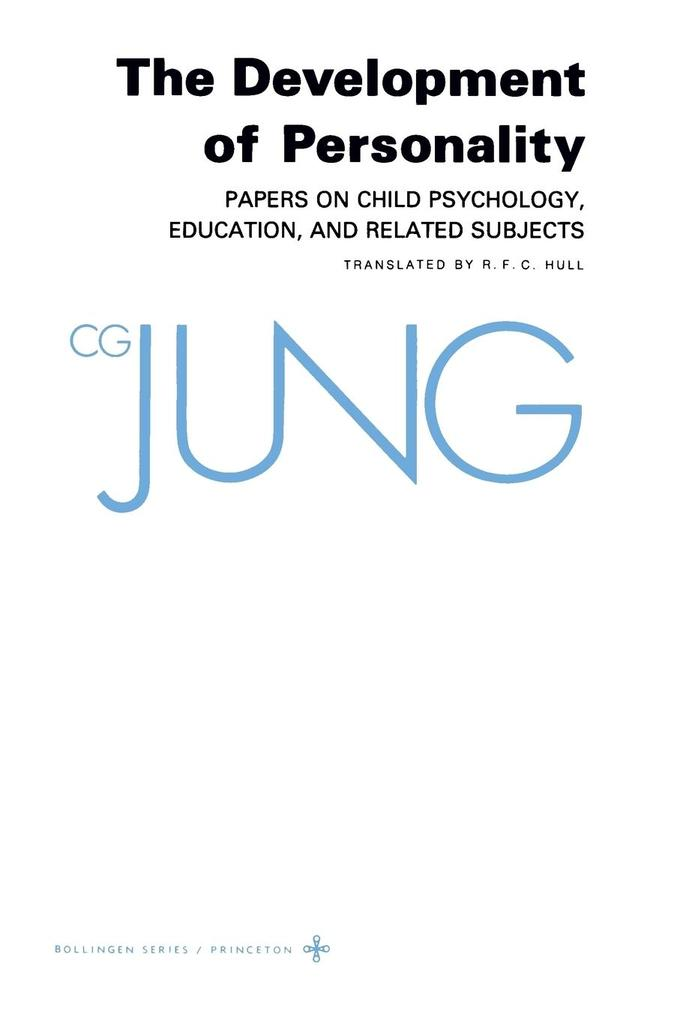 Collected Works of C.G. Jung, Volume 17: Development of Personality als Taschenbuch