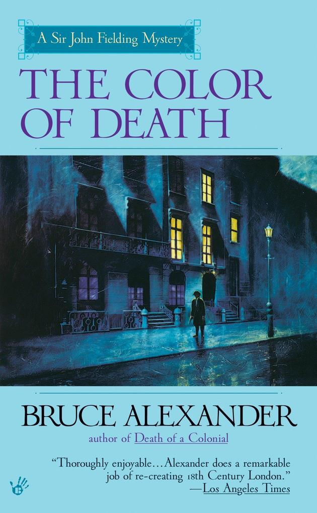 The Color of Death als Taschenbuch