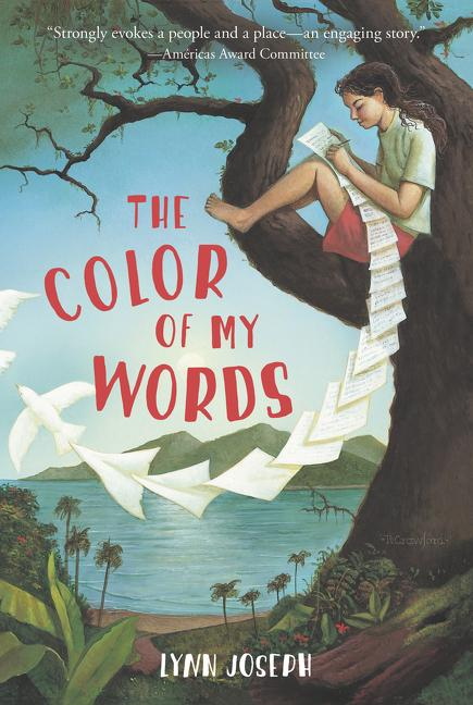 The Color of My Words als Taschenbuch