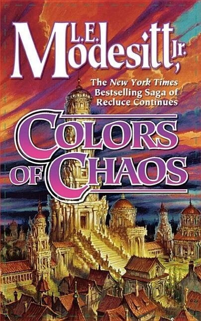 Colors of Chaos als Taschenbuch