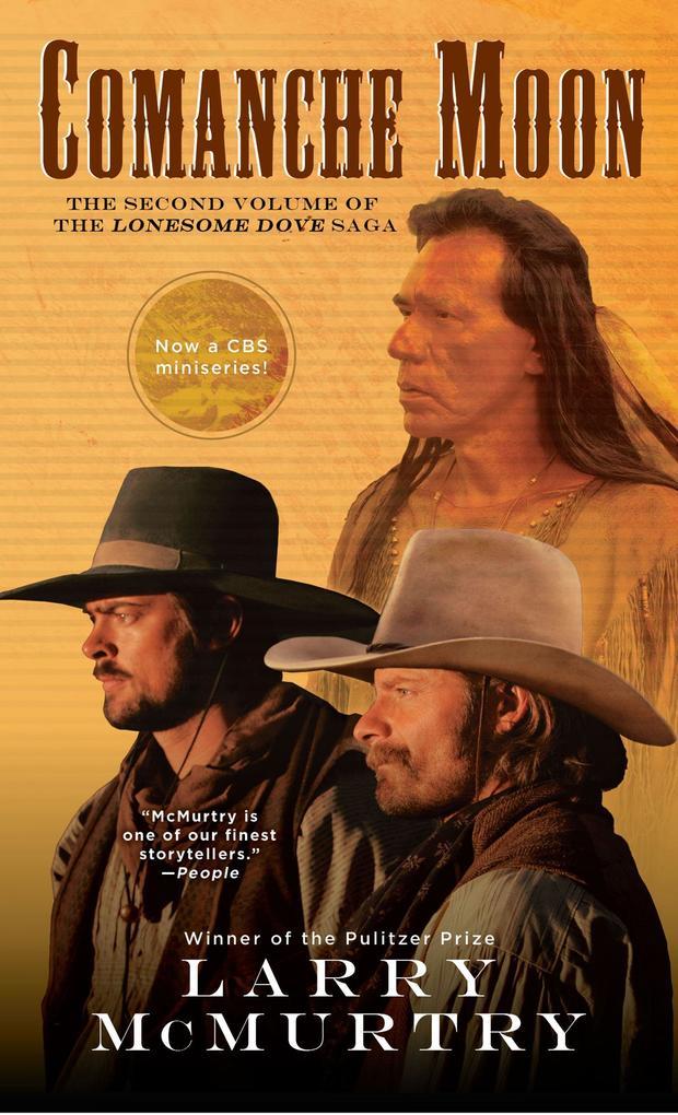 Comanche Moon als Taschenbuch