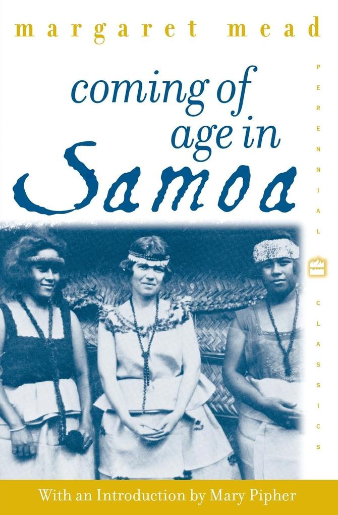 Coming of Age in Samoa als Buch