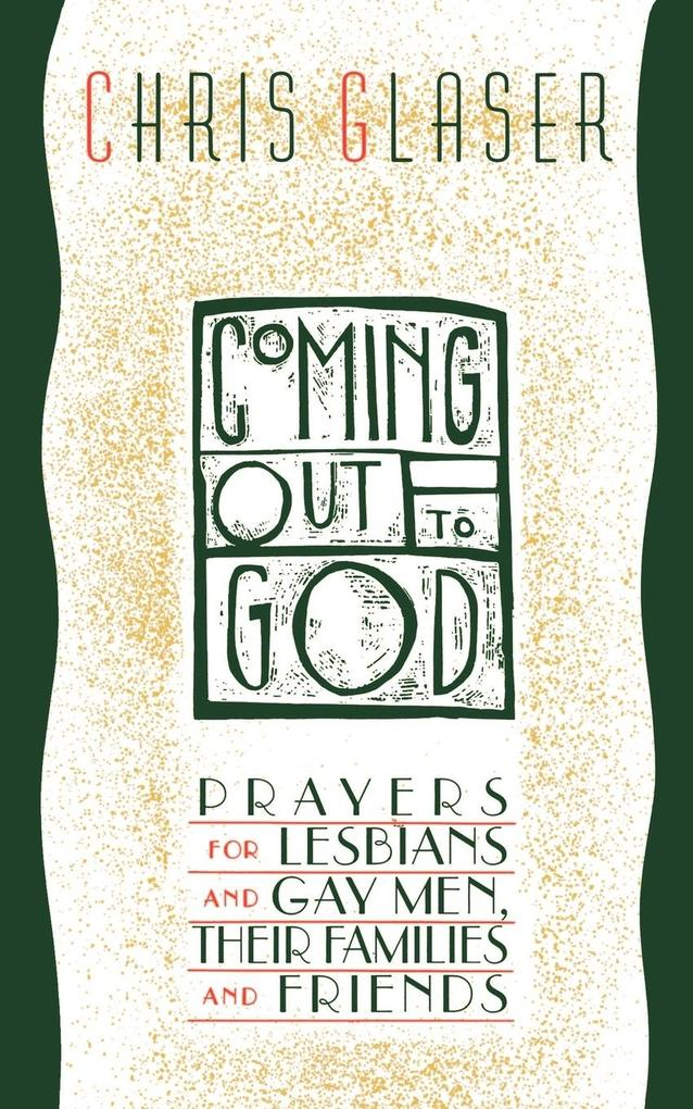 Coming Out to God als Taschenbuch
