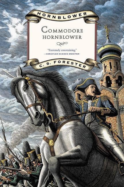 Commodore Hornblower als Taschenbuch
