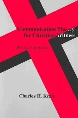 Communication Theory for Christian Witness als Taschenbuch