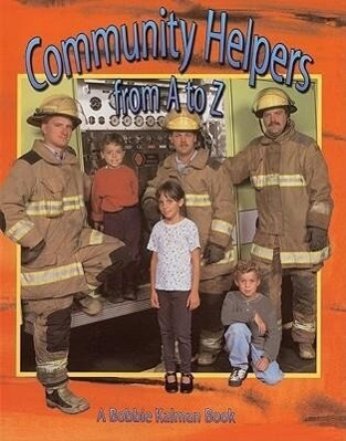 Community Helpers from A to Z als Taschenbuch